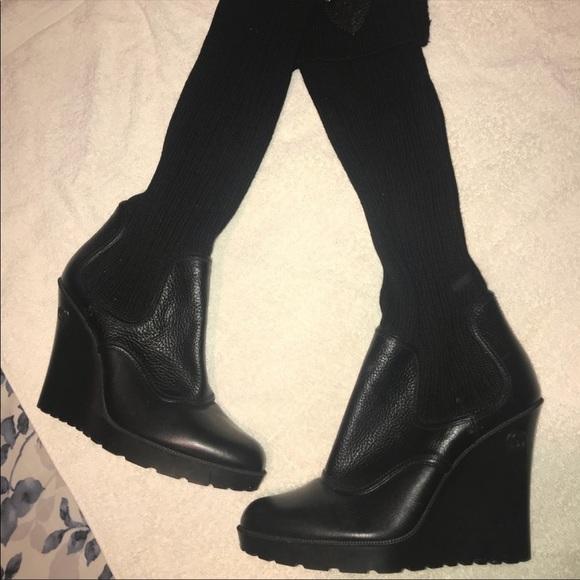 Shoes | Gucci Sock Boots | Poshmark